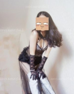 Yolette lovesita massage tantrique escort