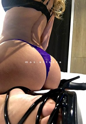 Mireille massage tantrique escorte